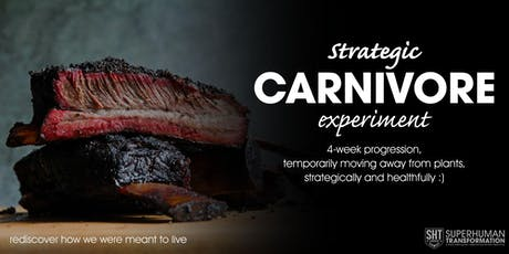 Strategic Carnivore Finale tickets