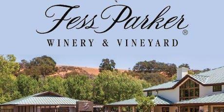 Fess Parker Wine Tasting tickets