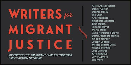 NYC WRITERS FOR MIGRANT JUSTICE tickets