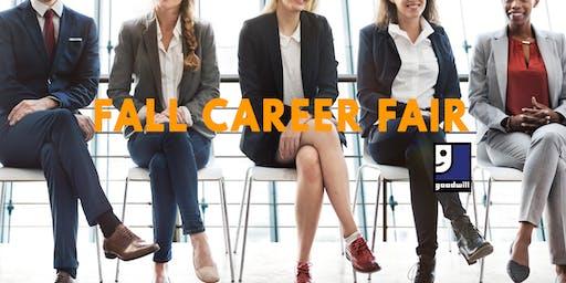Goodwill Fall Career Fair