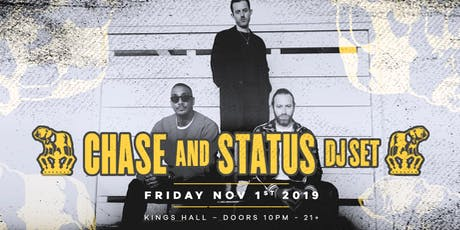 Chase and Status (DJ Set) tickets