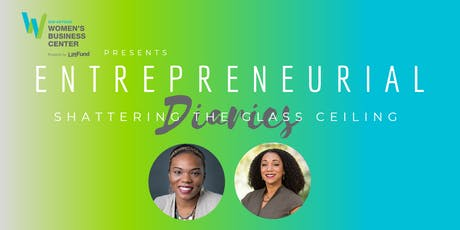 Entrepreneurial Diaries: Shattering the Glass Ceiling tickets