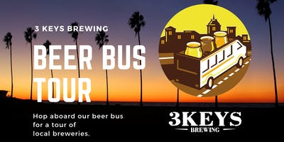 Brew Bus Tour