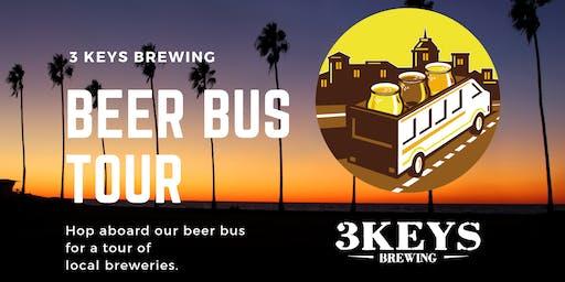 Brew Bus Tour