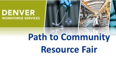Employer Registration - Path to Community (September 4, 2019) tickets