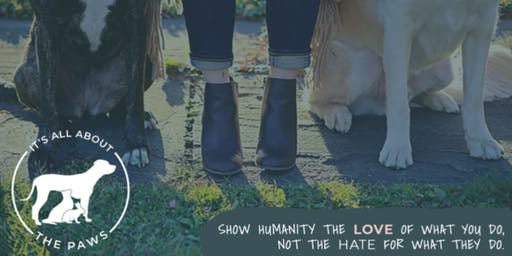 It's All About The Paws: Adoption Event