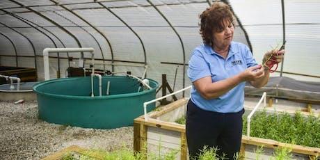 Mote Aquaculture Research Park Tour tickets