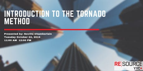Introduction to the Tornado Method tickets