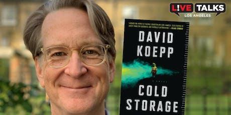 An Evening with David Koepp tickets
