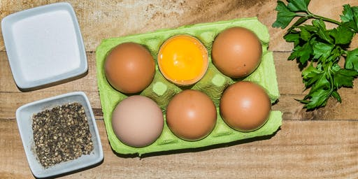 Incredible Edible Eggs - Cooking Class