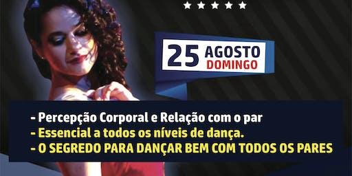 WORKBAILE DE DANÇA DE SALÃO COM SHEILA SANTOS