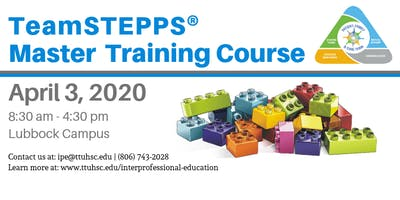 2019 TeamSTEPPS Master Training