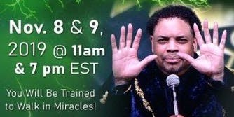 Training for Miracles & Marvels with David E. Taylor