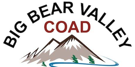 Big Bear Valley COAD Meeting tickets