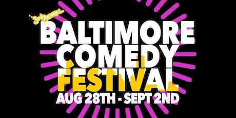 Baltimore Comedy Festival- Saturday Night tickets