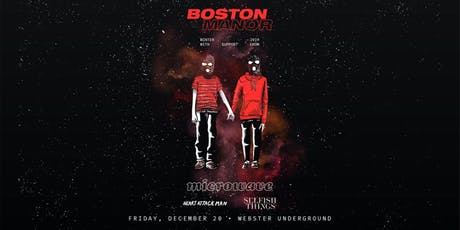 BOSTON MANOR tickets