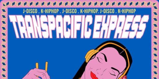 Transpacific Express - Inaugural Edition