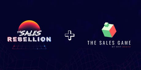 The Sales Rebellion Presents: The Sales Game - Darcy Smyth & Steve Claydon tickets