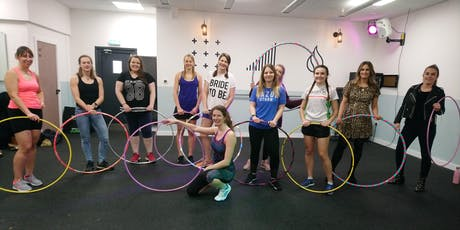 Beginners Hula Hoop Classes tickets