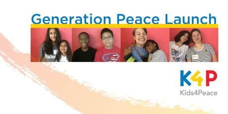 Generation Peace Launch tickets