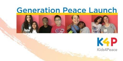 Generation Peace Launch