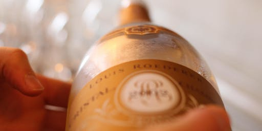 Exclusive Cristal Champagne Event!