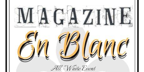 Magazine En Blanc at The Prep - A White Linen Affair  tickets
