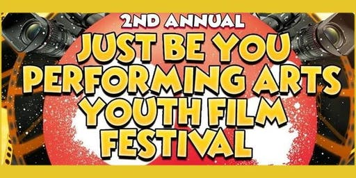 Just Be You Film Festival - Free RSVP Kids & Teens w/ an adult