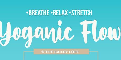 Yoganic Flow @ The Bailey Loft