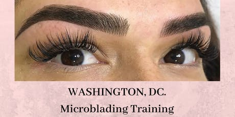 Effortless 10 Microblading Group Training Washington DC.- September 28th tickets