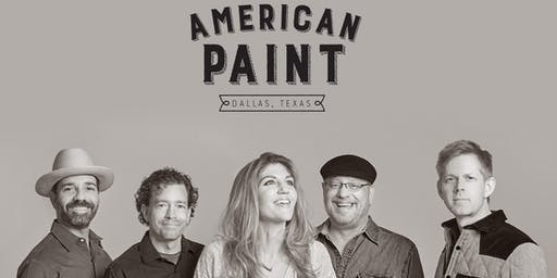 American Paint Concert in the Park