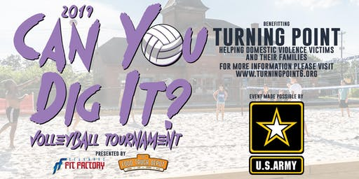 """Can You Dig It"" Volleyball Tournament Benefitting Turning Point"