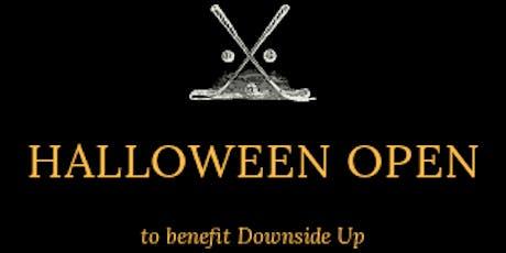 Halloween Golf Open - to benefit Downside Up tickets