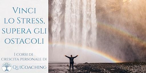 Vinci lo stress, supera gli ostacoli - Biella