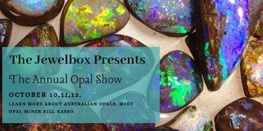 2019 Annual Opal Show