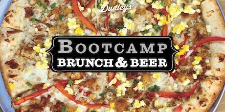 Fitness2Go Bootcamp Brunch & Beer tickets