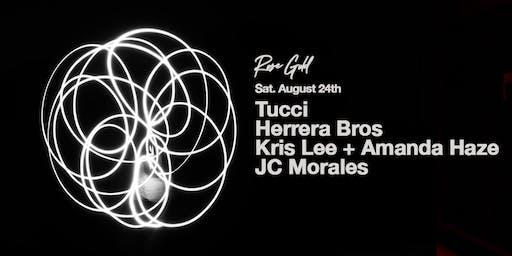 Tucci, Herrera Bros, Kris Lee + Amanda Haze, Herrera Bros