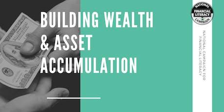 Building Wealth tickets