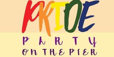 Bognor Regis Pride Party On The Pier