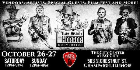 Dark History & Horror Convention tickets