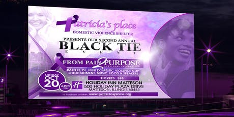 Patricia's Place:From Pain 2 Purpose tickets