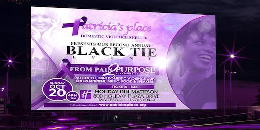 Patricia's Place:From Pain 2 Purpose