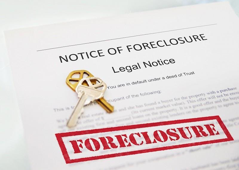 Learn How To Invest In FORECLOSURE Properties