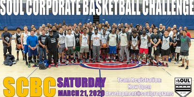 7th Annual SOUL Corporate Basketball Challenge