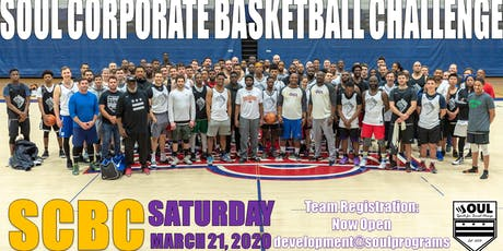 7th Annual SOUL Corporate Basketball Challenge tickets