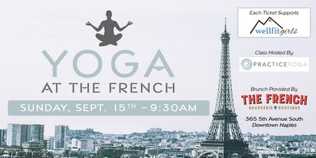 Brunch and Burn: Yoga at The French tickets
