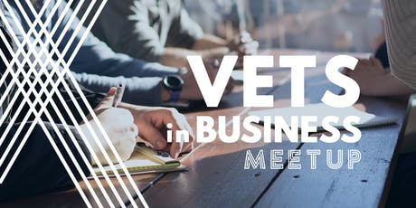 Vets in Business Meetup tickets