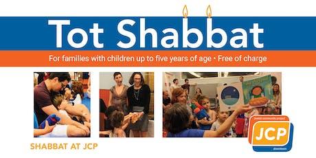 JCP Tot Shabbat - Saturday, September 7th tickets