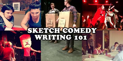 Sketch 101 - 8-week Comedy Writing Course