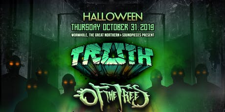 Wormhole x Soundpieces x The Great Northern pres: Halloween w/ TRUTH + more tickets